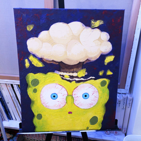 SPONGEBOB ORIGINAL ARTWORK