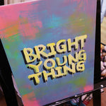 BRIGHT YOUNG THING ARTWORK