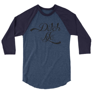 Dutch Life™ Baseball Tee