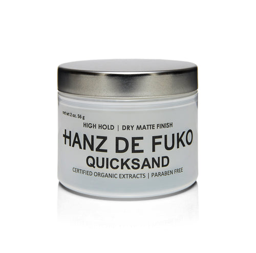 QUICKSAND BY HANZ DE FUKO