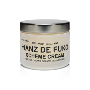 SCHEME CREAM BY HANZ DE FUKO