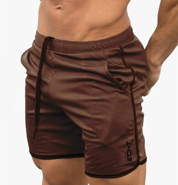 Men Sports Fitness Shorts