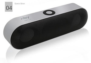 Portable Wireless 3D Stereo Music Player