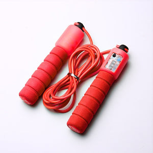 Adjustable Jump Ropes with Counter