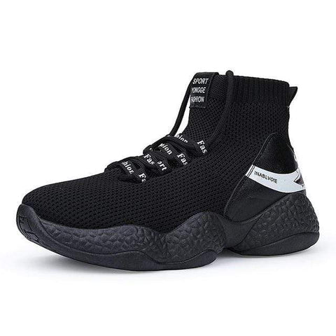 Special Hype SHARK V2.0 SNEAKERS Affordable Hype Clothing Brand Black / 39