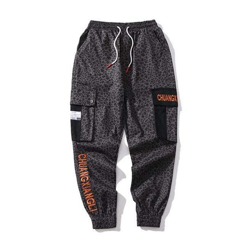 Special Hype LEO PANTS Affordable Hype Clothing Brand Gray / M