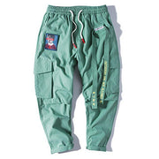Special Hype NOT ALLOWED PANTS | 3 COLORS Affordable Hype Clothing Brand Green / M