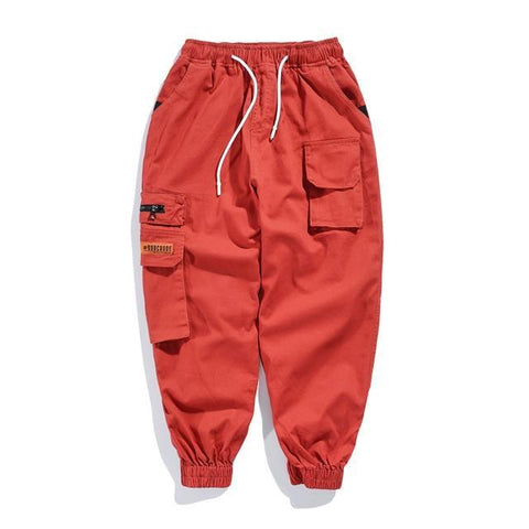 Special Hype BULLETPROOF PANTS Affordable Hype Clothing Brand Red Wine / M