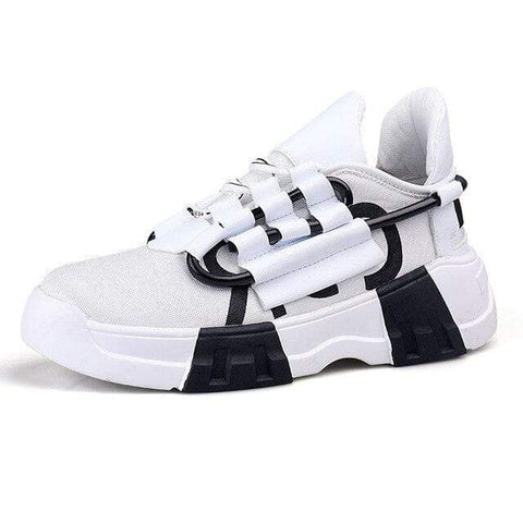 Special Hype SPIRAL SNEAKERS Affordable Hype Clothing Brand White / 38