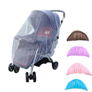 Colorful Baby Stroller Netting