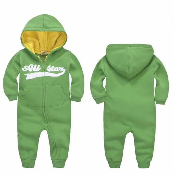 Solid Sports Allstar Baby Tracksuit