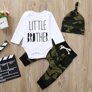 Army Litter Brother Outfit