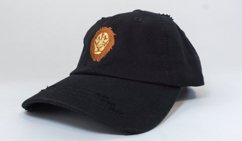 The King Dad Hat in Black