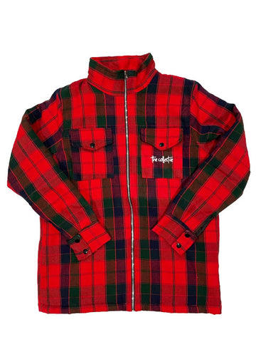 Plaid Work Flannel