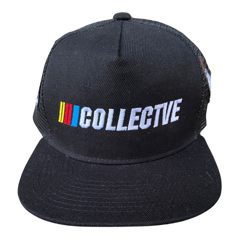 Cup Series Trucker Hat - Black
