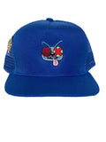 Trucker Hat in Royal Blue