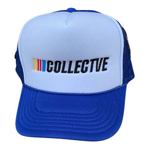 Cup Series Trucker Hat - Blue