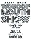 Word of Mouth Show Tee