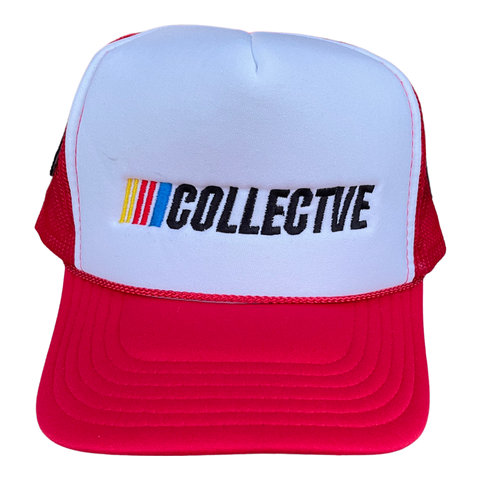 Cup Series Trucker Hat - Red