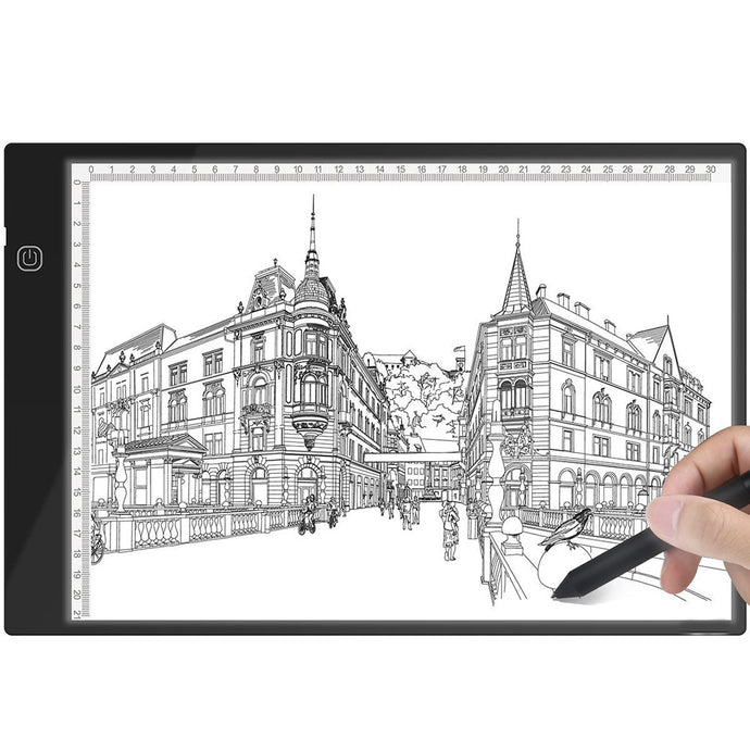 Tablette Lumineuse Format A4 - Arts'N'Draw