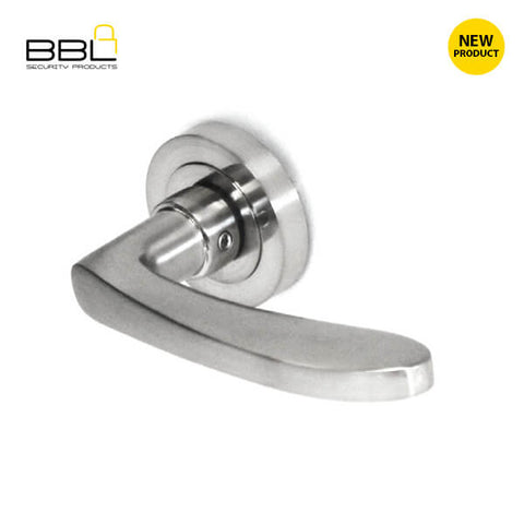 Handle on Rose Aluminium Handle