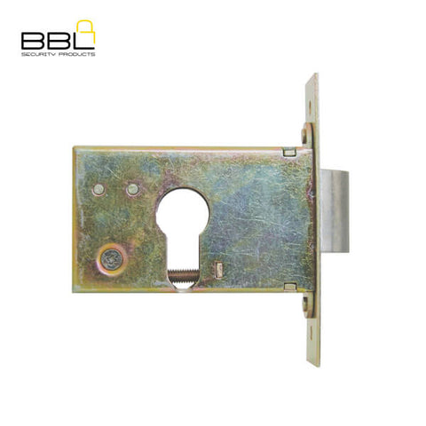 Latch or Deadbolt Cylinder Gate Lock