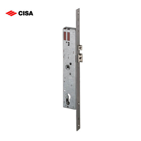 CISA Narrow Stile Latch and Swing Bolt Electric Lock