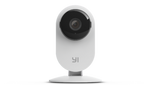 YI SMART HOME STATIC 1080P 130 MICRO SD SLOT CAMERA WHITE