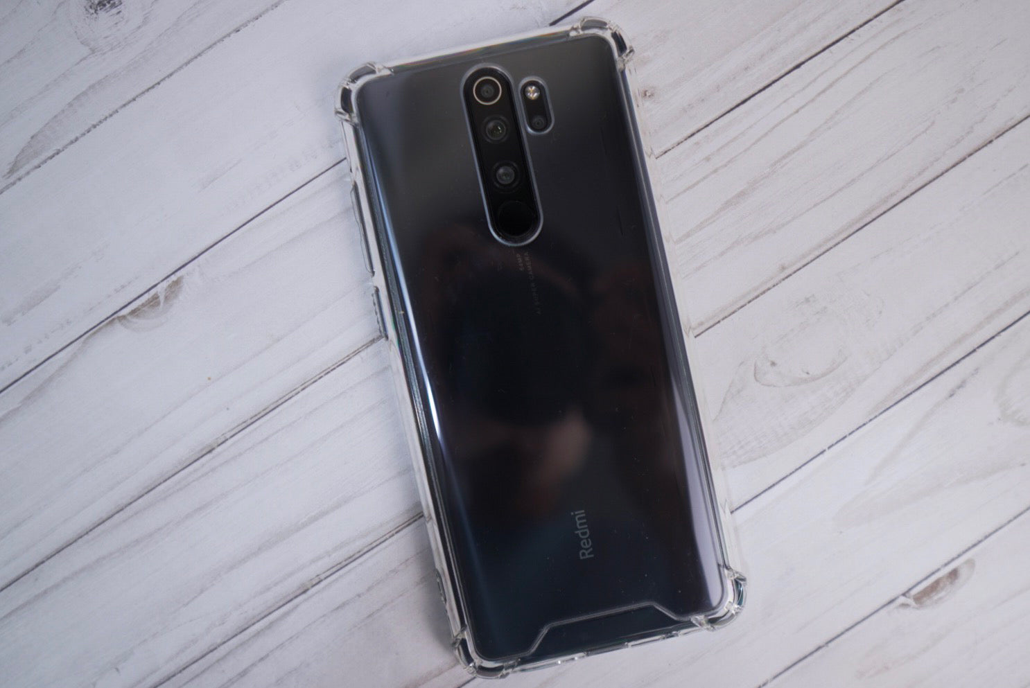 Redmi Note 8 Pro Air Hybrid Shockproof Case