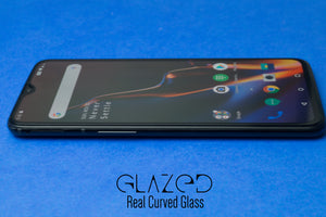OnePlus 6T Real Curved Edge to Edge Full Glue Tempered Glass