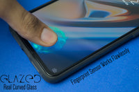OnePlus 7T Real Curved Edge to Edge Full Glue Tempered Glass