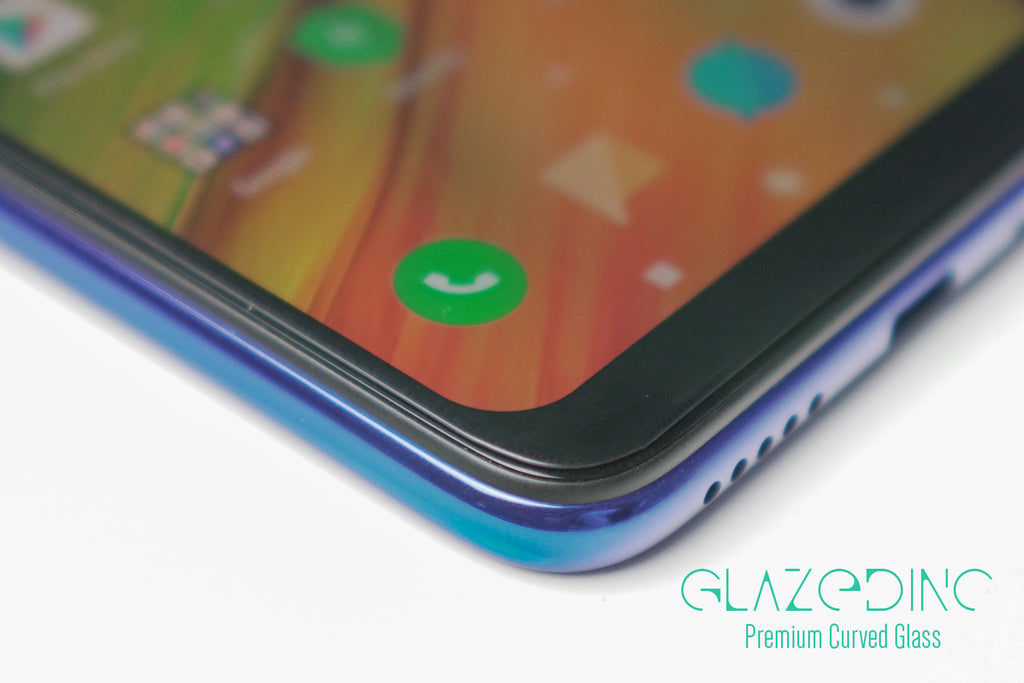 Redmi Note 7/Note 7 Pro Real Curved Full Glue Edge to Edge Glass