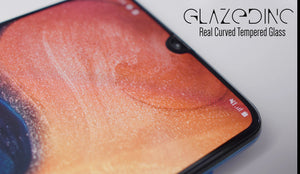 Samsung Galaxy A50/M30 Real Curved Full Glue Edge to Edge Glass