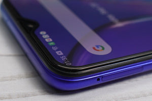 Realme X2 Pro Real Curved 2.5D Tempered Glass