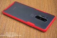OnePlus 8 UV Curved Tempered Glass/Matte Armor Case - GlazedInc