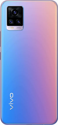 Vivo V20 2.5D Real Curved Edge to Edge Glass - GlazedInc