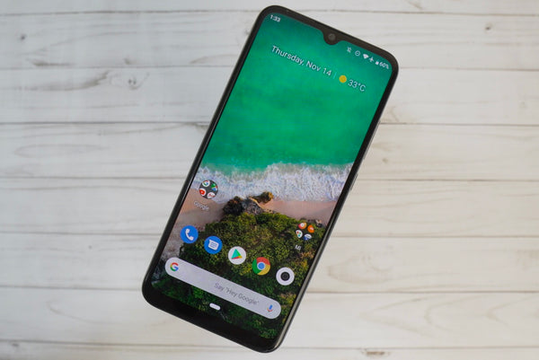 Xiaomi Mi A3 Real Curved Edge to Edge Glass