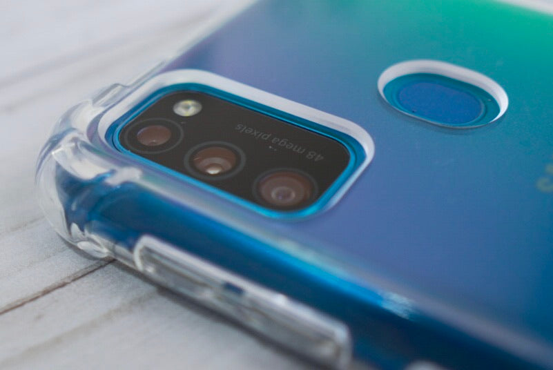 Samsung Galaxy M30S Air Hybrid Shockproof Case