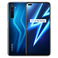 Realme 6 Pro Real Curved 2.5D Tempered Glass