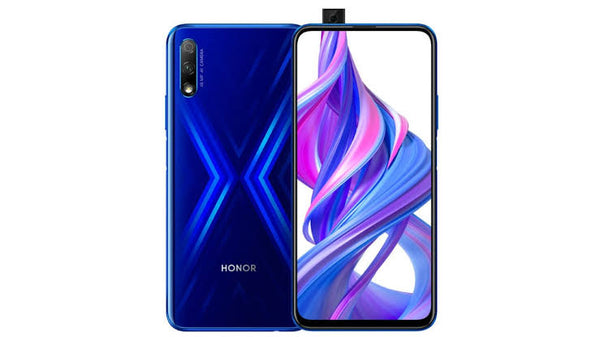 Honor 9X Glazed Real Curved Glass