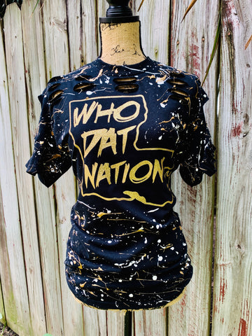"""Who Dat Nation"""