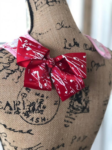 """Love Always"" Hair Bow"