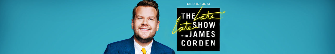 Shop The Late Late Show with James Corden Official Merch
