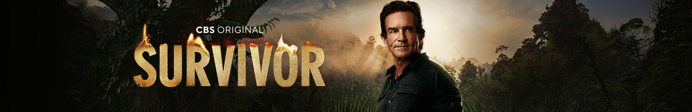 Shop Survivor Official Merch