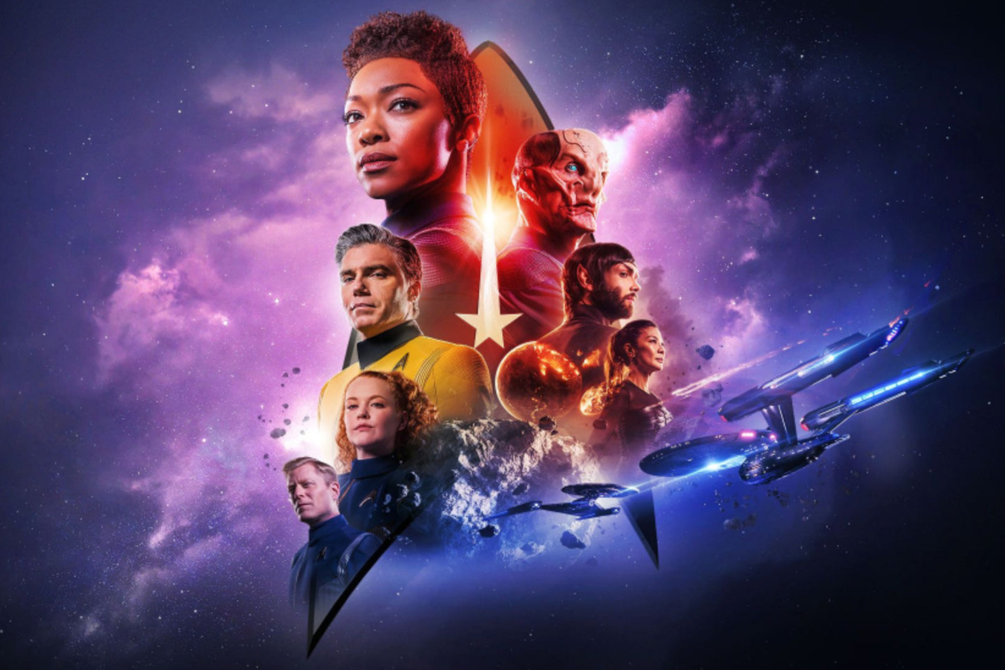 About Star Trek: Discovery