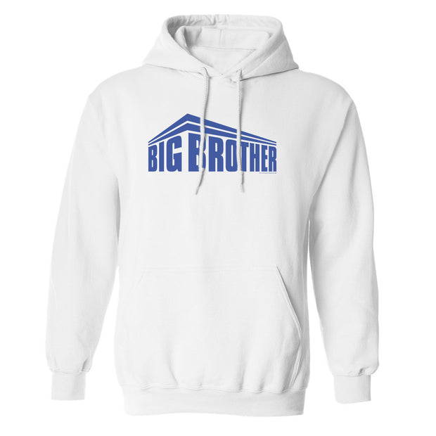 Big Brother Blue All Stars Logo Fleece Hooded Sweatshirt | Official CBS Entertainment Store