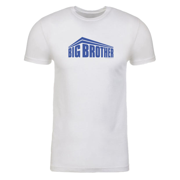 Big Brother Blue All Stars Logo Men's Tri-Blend T-Shirt | Official CBS Entertainment Store