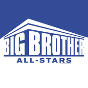 "Big Brother All Stars Color Block Logo 16"" x 16"" Throw Pillow 