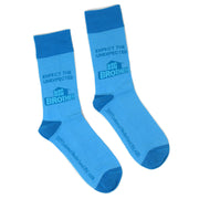 Big Brother Expect the Unexpected Socks | Official CBS Entertainment Store