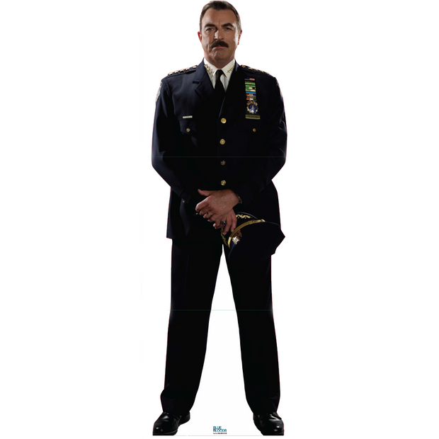Blue Bloods Frank Reagan Standee | Official CBS Entertainment Store